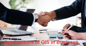 Applications of GIS in Business