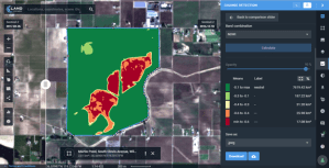 LandViewer Now Features Change Detection That Runs In Browser