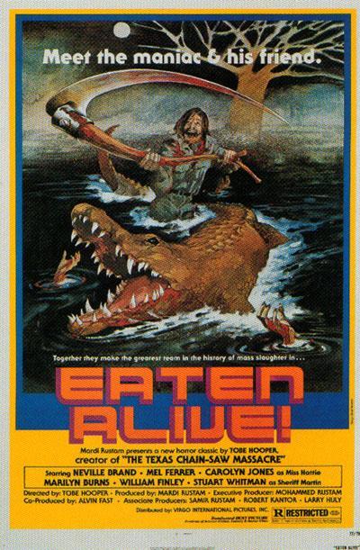 Eaten Alive 1976 The Deuce
