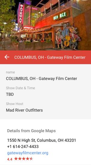 FFFT Columbus