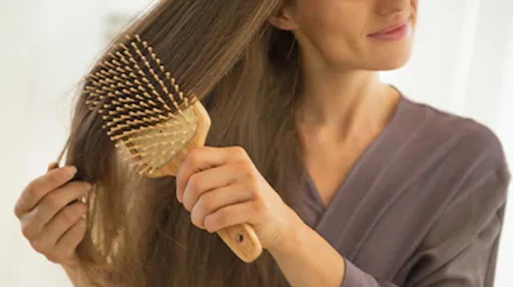 梳出健康的頭髮