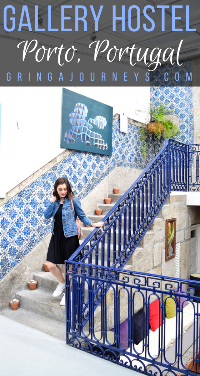 Looking for the perfect place to stay in Porto, Portugal? Look no further than the Gallery Hostel, a luxury hostel which doubles as an art gallery.
