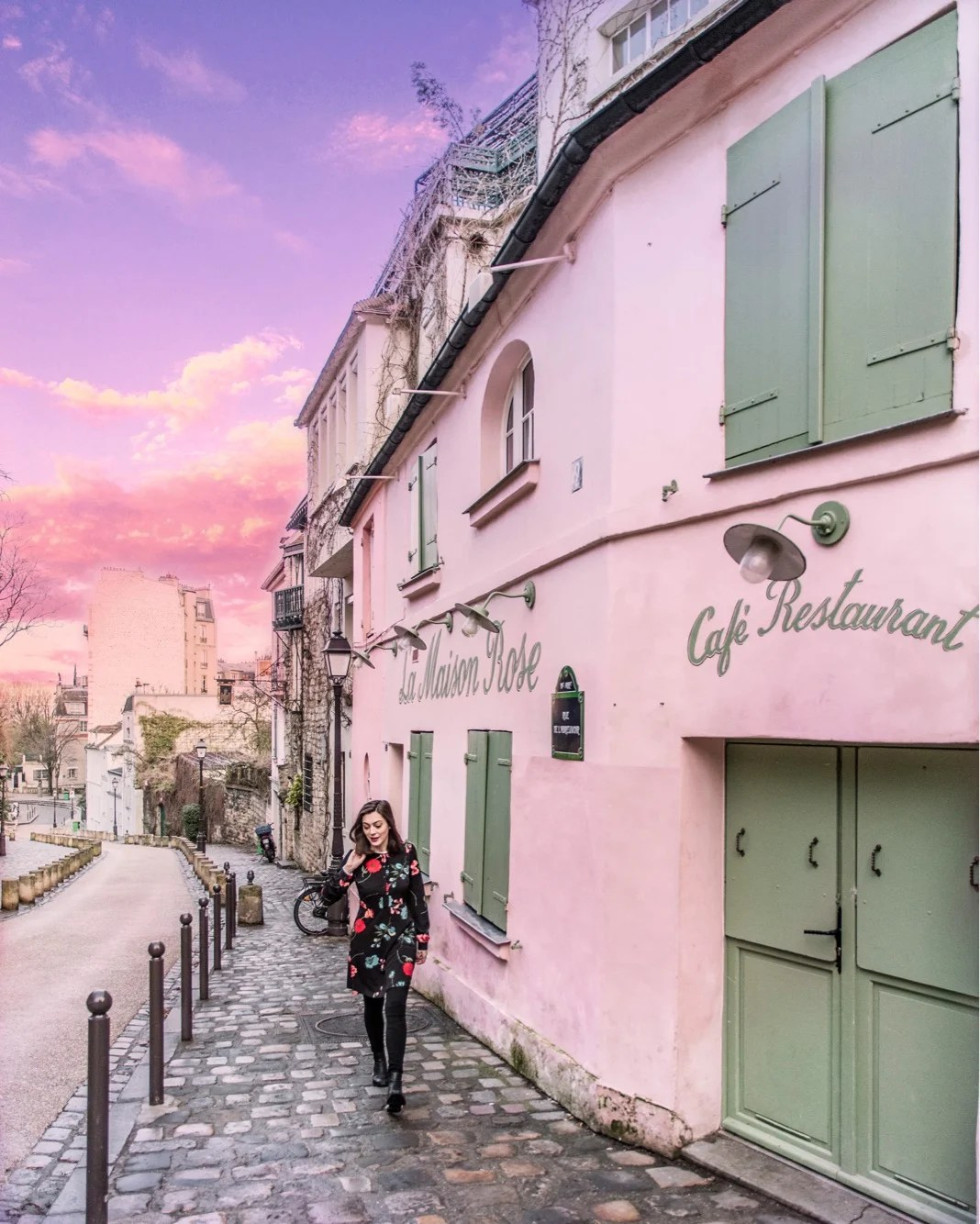 A FIRST TIMER'S GUIDE TO MONTMARTRE