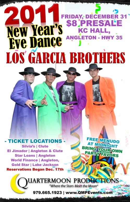 Los Garcia Brothers Gringa S Tejano Blog