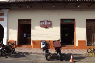 Tele Pizza Granada, Nicaragua