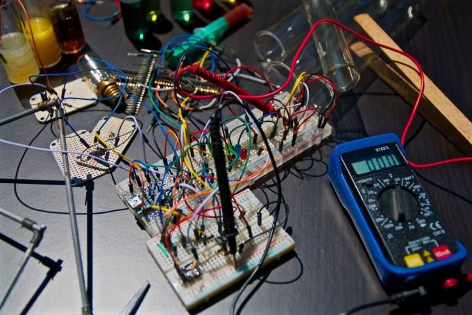 Electronicsイメージ