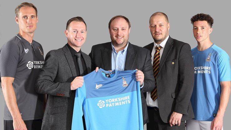 Yorkshire Payments and Bradford City