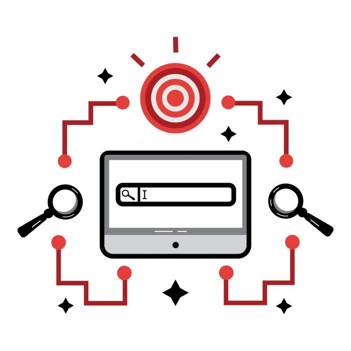 Bespoke icon design - SEO