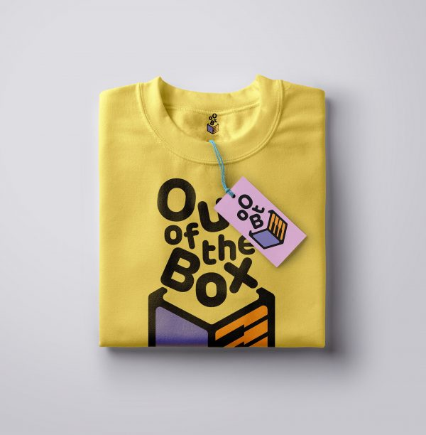 Out Of The Box Merchandise and Branding