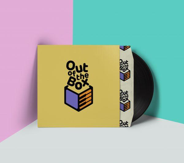 Vinyl LP Record design
