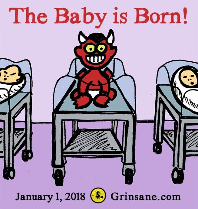 Baby Grinsane