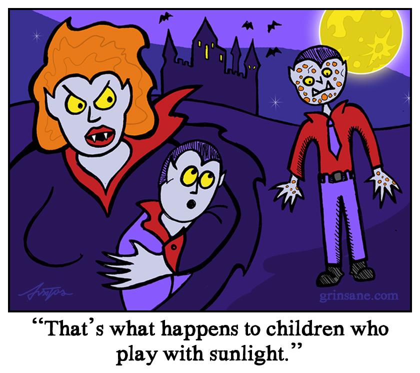 Vampire Moms