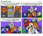 Vampire Cure Cartoon