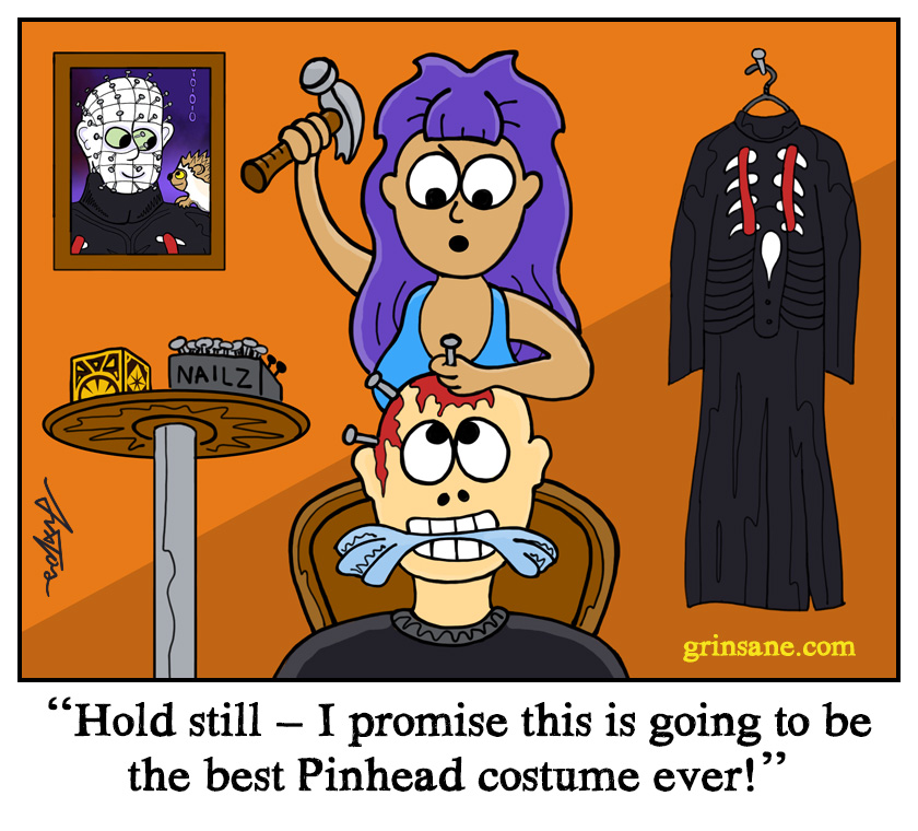 Halloween Hellraiser