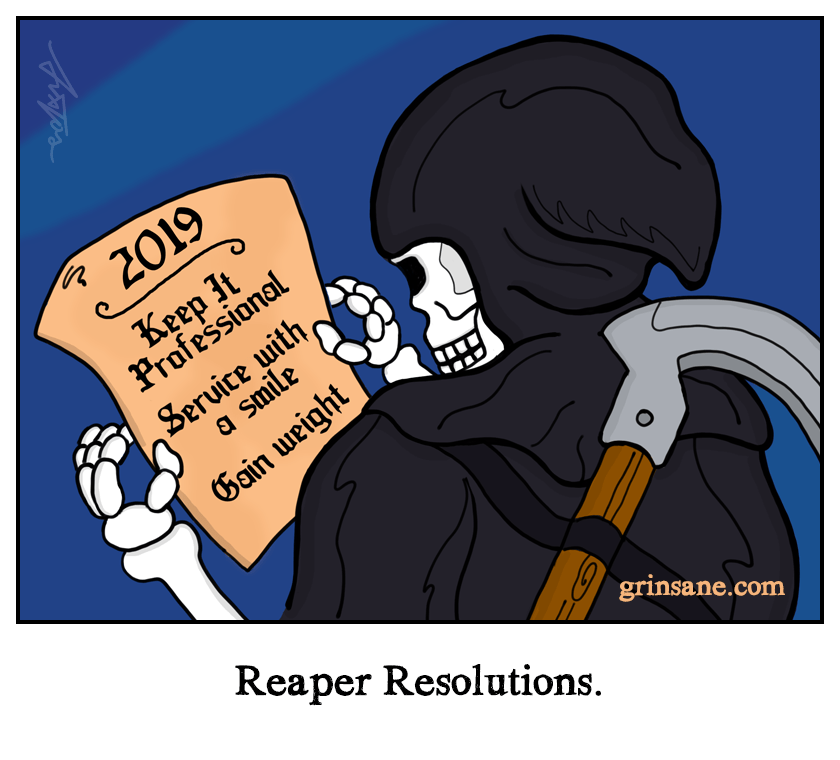 Reaper Resolutions