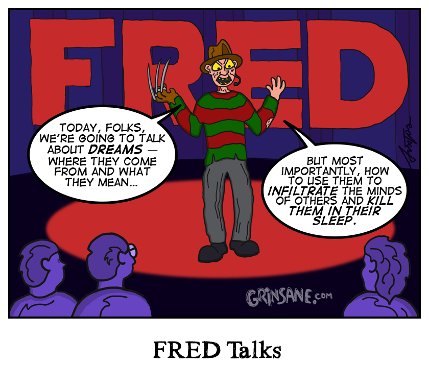 FRED Talks