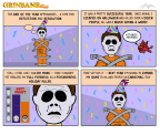 Michael Myers New Years Cartoon