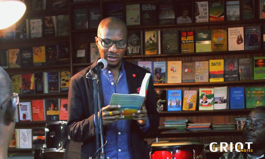 Water no Get Enemy: An Evening with Teju Cole at Jazz Hole Lagos