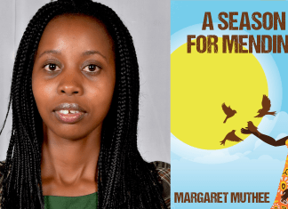Margaret Muthee A Season for Mending Book Review