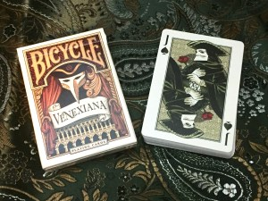 Photo of Bicycle Venexiana Playing Cards