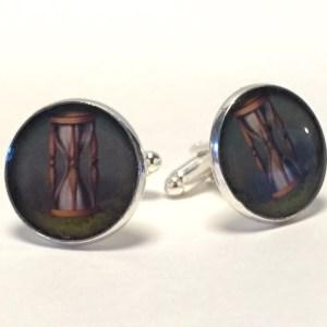 Photo of Hourglass Cufflinks