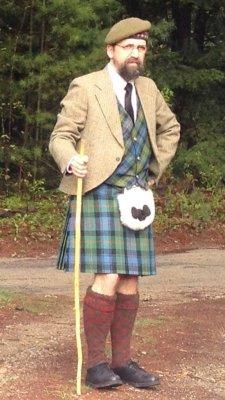 Murray of Atholl Kilt and Waistcoat
