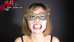 銀歯vs虫歯を発見!ダブル口腔淫診ショー/大塚リク&アパレル店員のひとみ