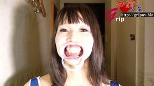 隣の奥さんのいやらしい口腔内を覗き見!乳首舐め噛み鼻フェラと虫歯&銀歯セブン/素人妻の綾さん