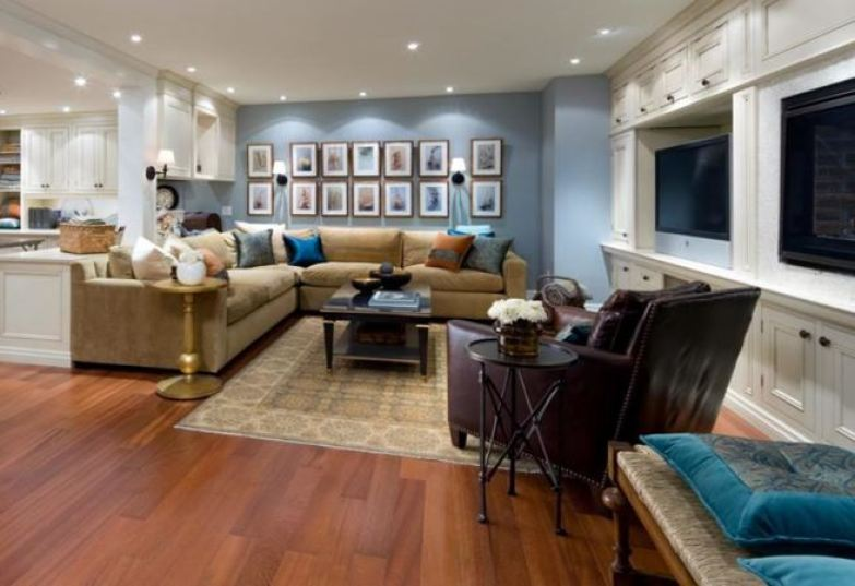 small basement floor plan ideas