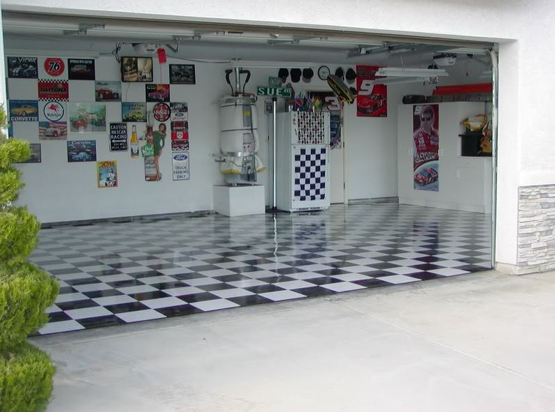 garage paint ideas