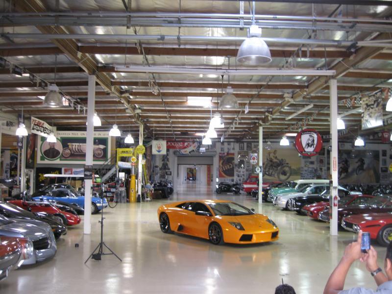 home garage lighting ideas
