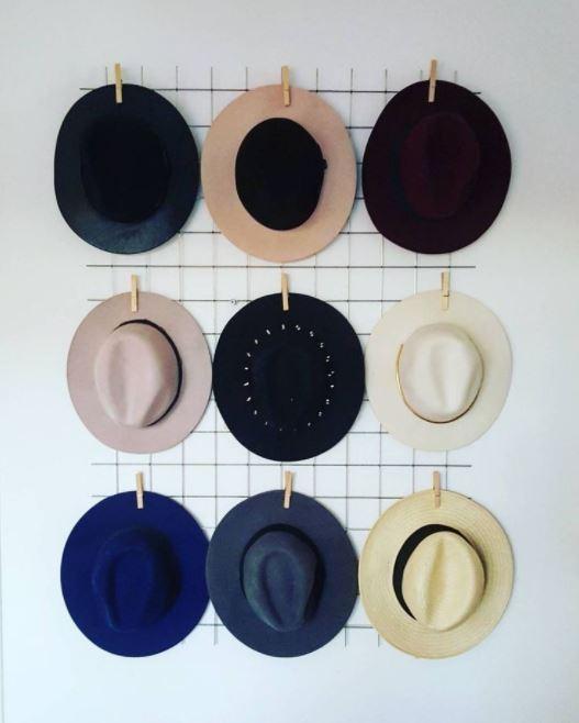 Hat Hanger Ideas Part - 32: Hat Organizer Ideas