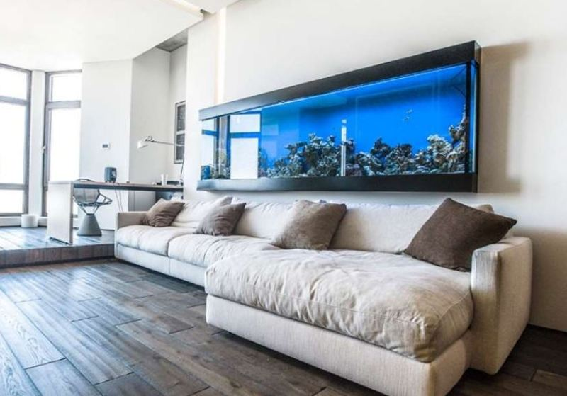 aquarium furniture ideas