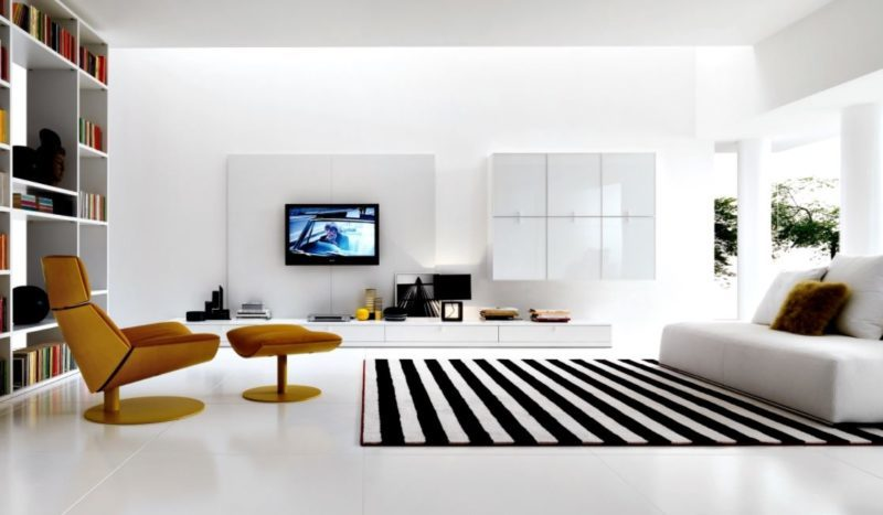 male living space art