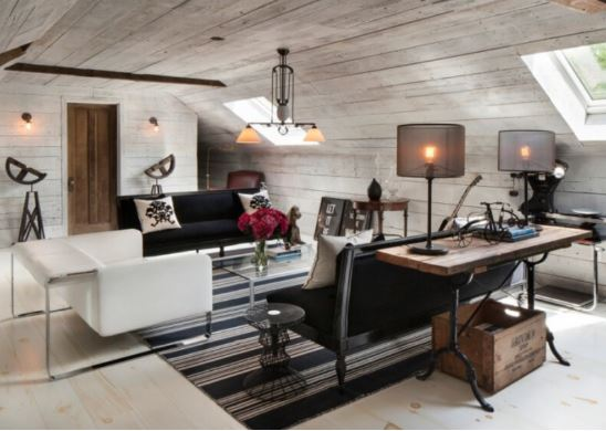 above the garage bonus room ideas