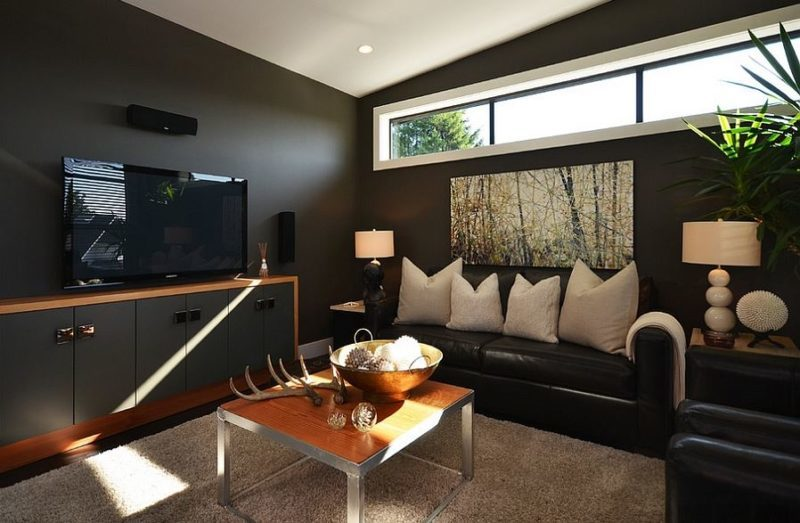 male living space ideas