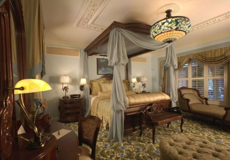 steampunk bedrooms ideas