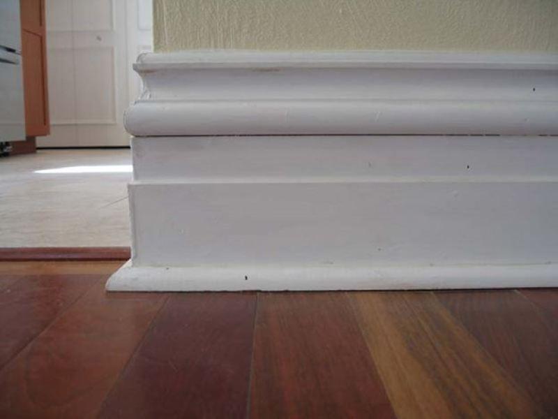 baseboards craftsman style