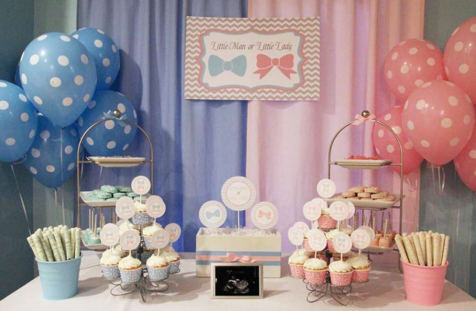 12 Gender Reveal Party Food Ideas Will Make It More Festive