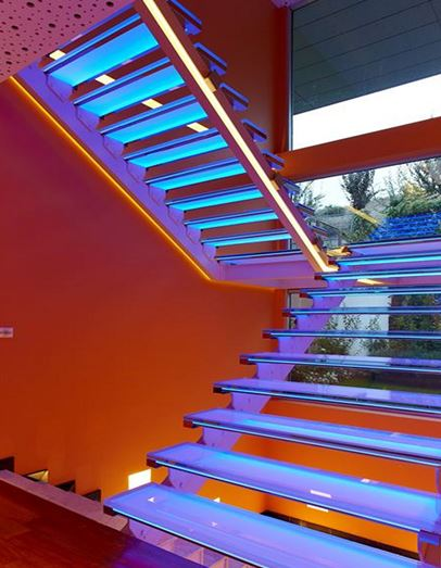 staircase ideas for tiny houses