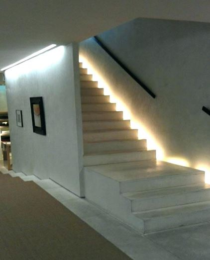 stairway ideas basement