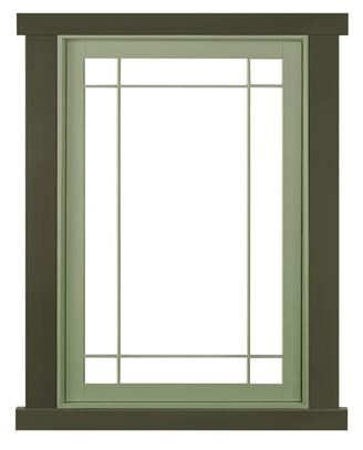 baseboard and window trim ideas