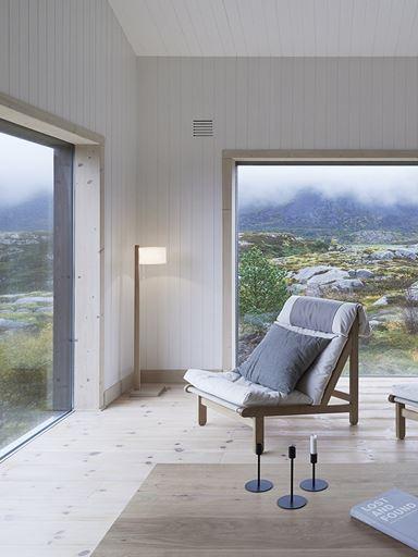 window trim ideas for cabins