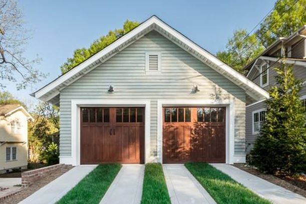 detached garage remodel ideas