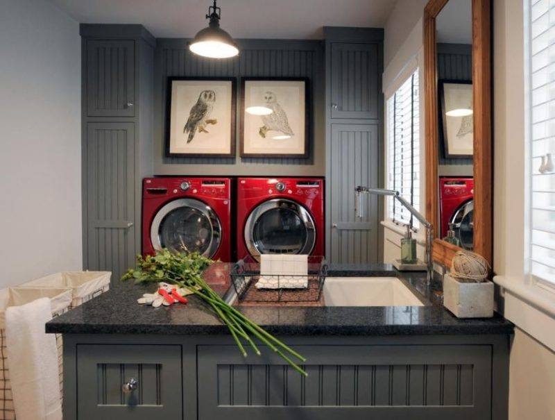 basement laundry room ideas gallery