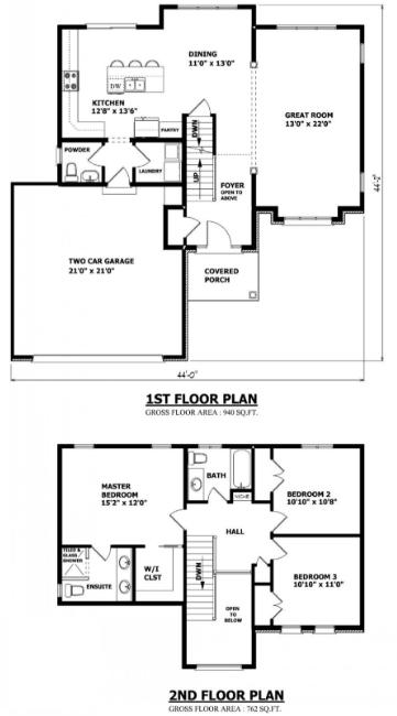 2 Story Barndominium