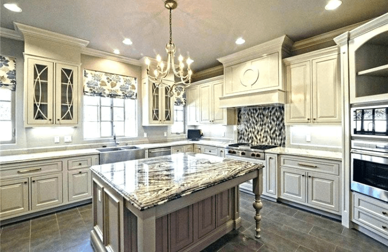 48 Antique White Kitchen Cabinets That Jazz Your Kitchen Up Beauteous Traditional White Kitchen Cabinets