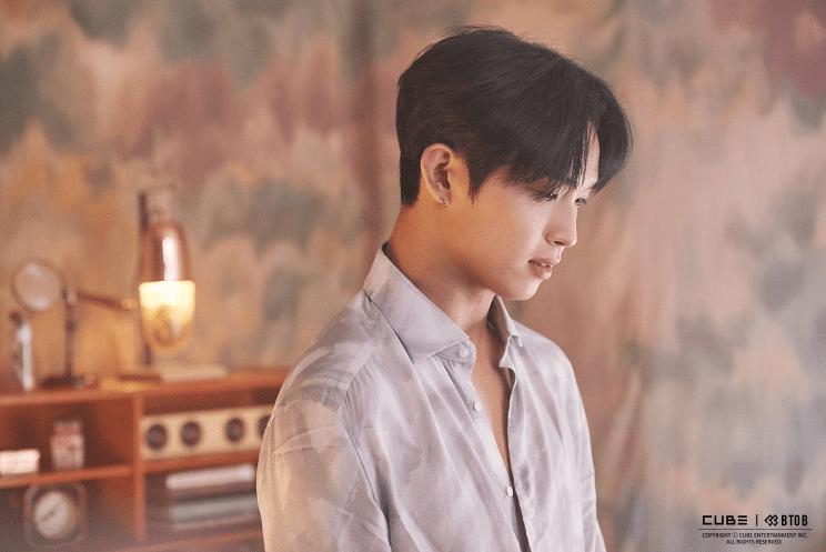 Hyunsik btob member