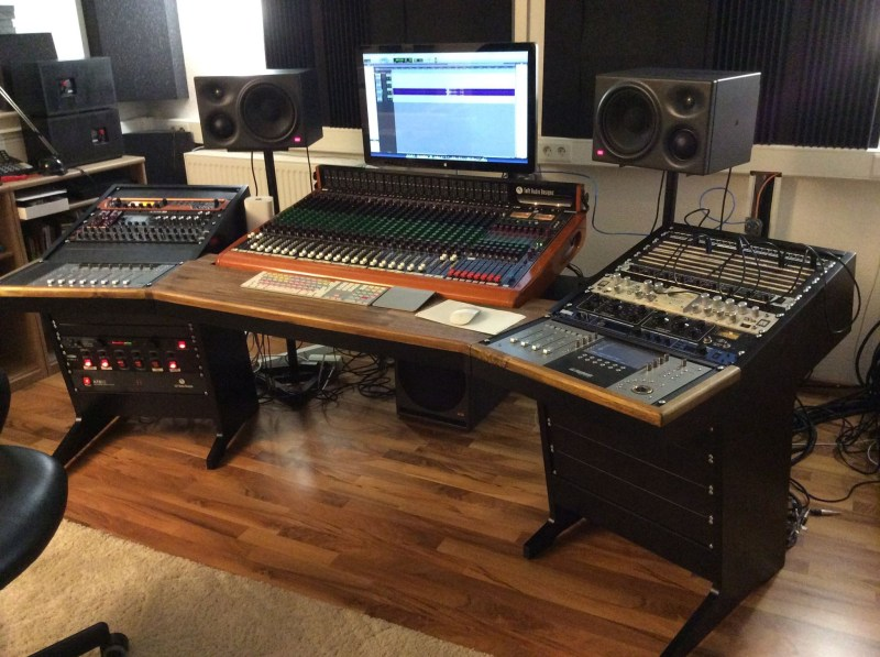 Professional Music Desk Ideas