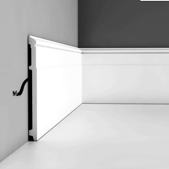 Trim Baseboard Design